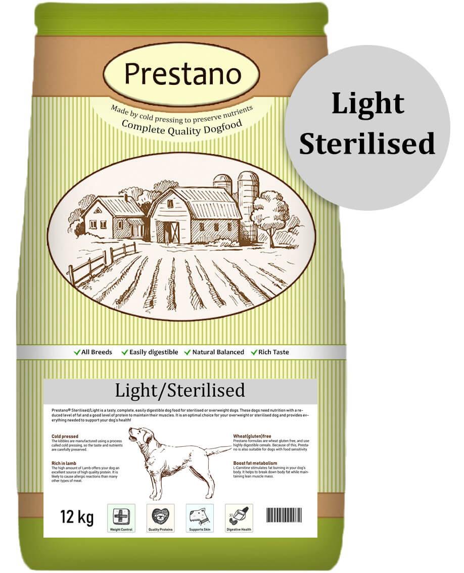 Prestano Light Sterilised