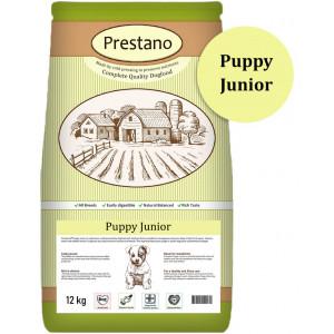 Prestano Puppy Junior - geperst hondenvoer 12 kg