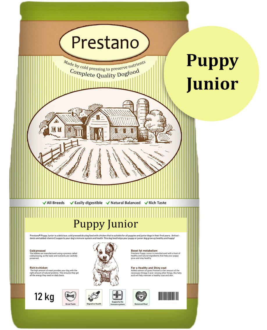 Prestano Puppy Junior