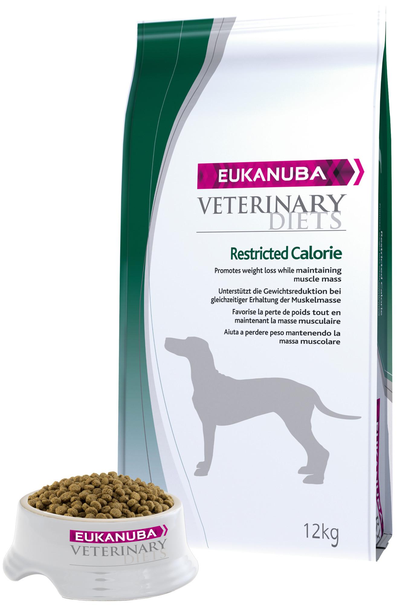 Eukanuba Veterinary Diets Restricted Calories hondenvoer