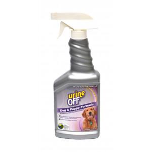 Urine Off Hond & Puppy Spray 500 ml