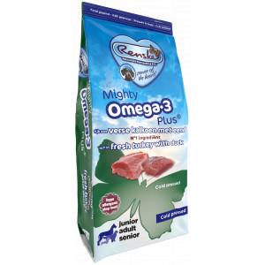 Renske M.O.P. Kalkoen & Eend hondenvoer 3 kg + Renske snacks Eend 150 gr