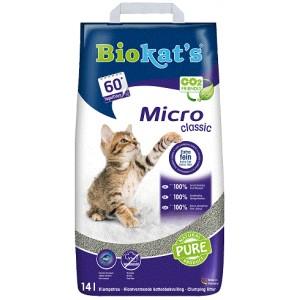 Biokat's Micro Classic kattengrit