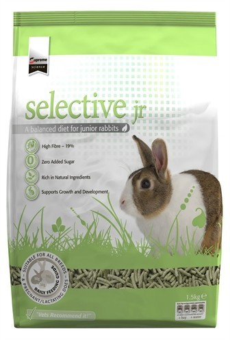 Supreme Science Selective jr. konijn