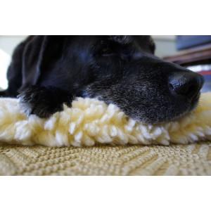 HuggleFleece Mat voor de hond