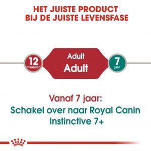 Royal Canin Instinctive Adult kattenvoer 12 zakjes