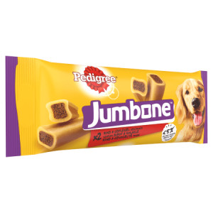 Pedigree Jumbone Medium Rund & Gevogelte Hondensnacks