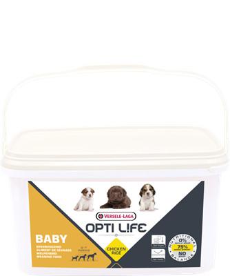 Opti Life Baby hondenvoer