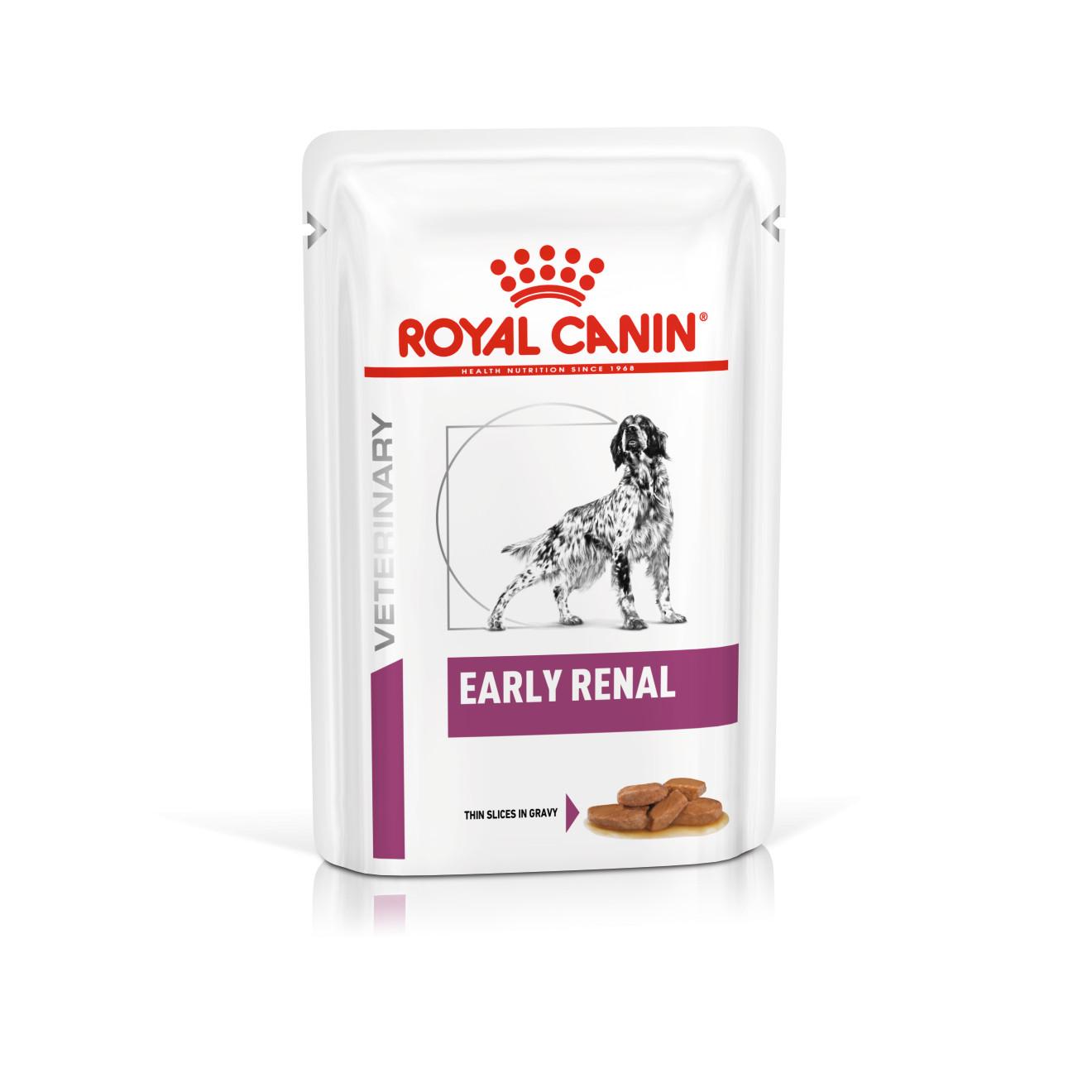 Royal Canin Veterinary Diet Early Renal zakjes hondenvoer