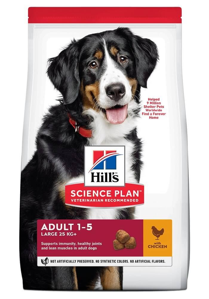 Hill's Adult Large Breed kip hondenvoer