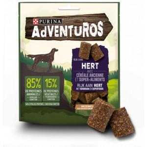 Adventuros hertensmaak hondensnacks