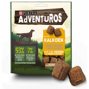 Adventuros kalkoensmaak hondensnacks