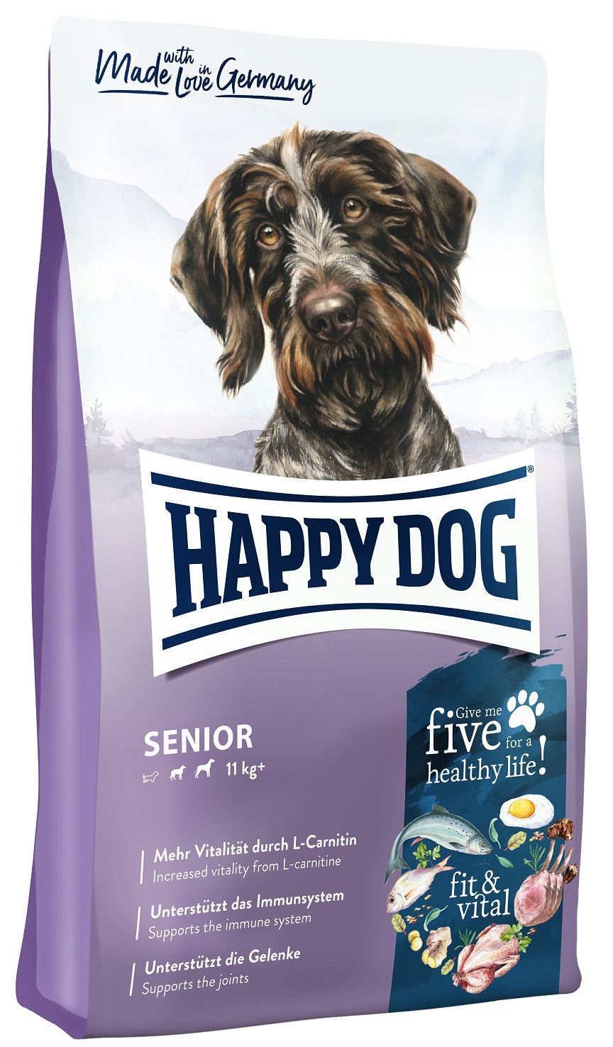 Happy Dog Supreme Senior hondenvoer