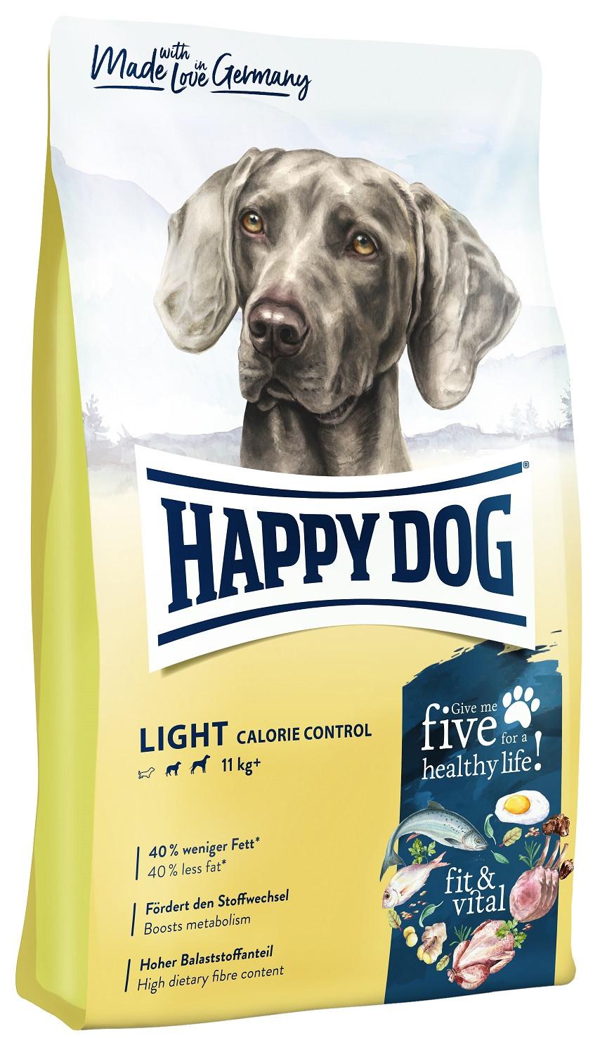 Happy Dog Supreme Fit & Vital Light Calorie Control hondenvoer