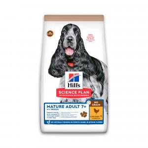 Hill's Mature Adult No Grain met kip hondenvoer