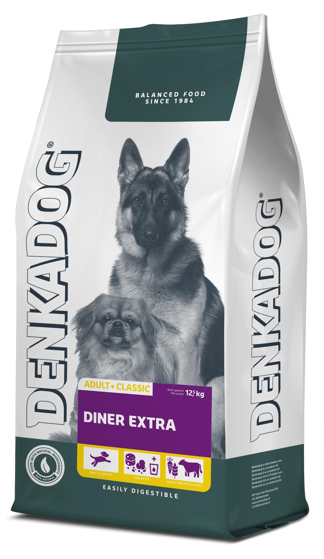 Denkadog Diner Extra hondenvoer