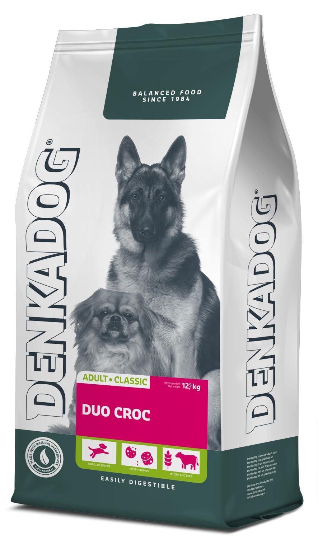 Denkadog Duo Croc hondenvoer