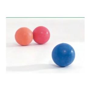 Massief rubberen bal voor de hond Small