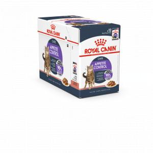 Royal Canin Appetite Control Care in Gravy kattenvoer