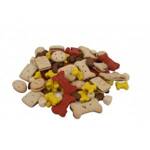 Brekz Tutti Frutti Mix hondenkoekjes 2kg Per 2