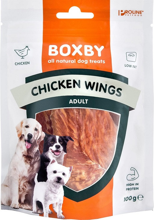 Boxby for dogs Chicken Wings