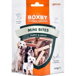 Boxby Mini Bites hondensnack