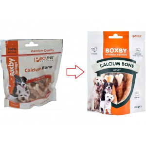Boxby for dogs Calcium Bone