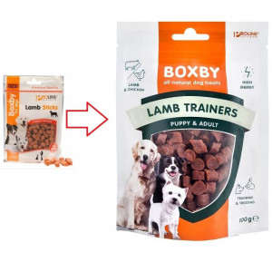 Boxby for dogs Lamb Trainers