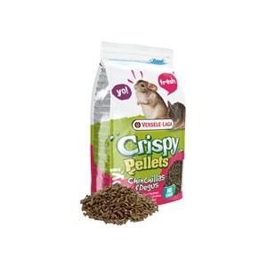 Versele-Laga Crispy Pellets voor Chinchilla's & Degoes