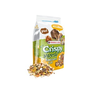 Versele Laga Crispy Muesli voor hamsters en co 400 gram