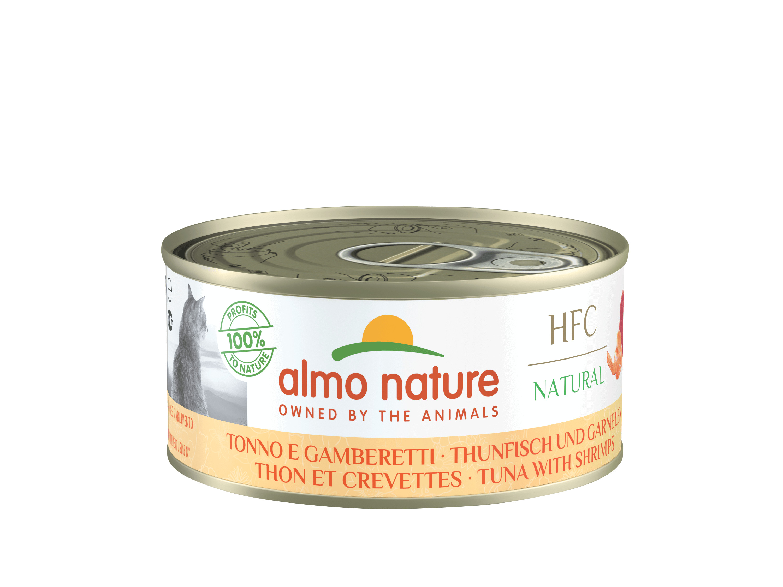 Almo Nature HFC Tonijn en Garnalen