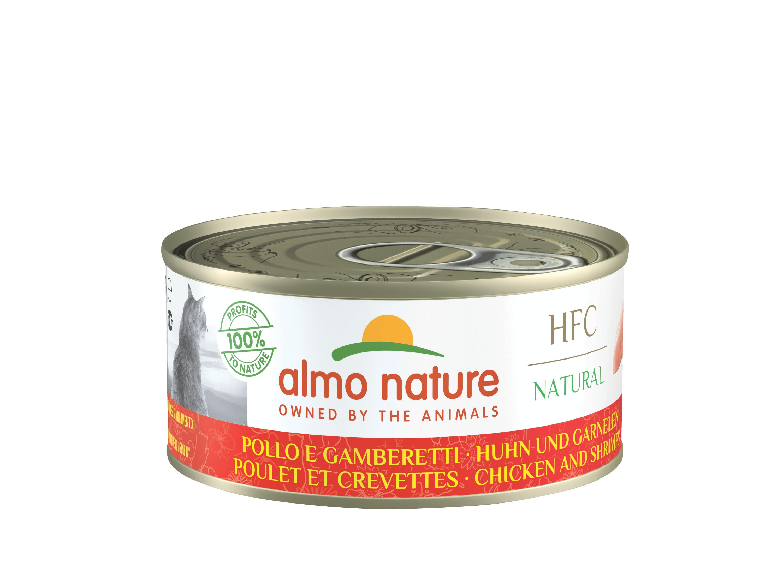 Almo Nature HFC Kip en Garnalen