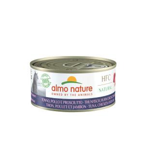 Almo Nature HFC Tonijn, Kip en Ham