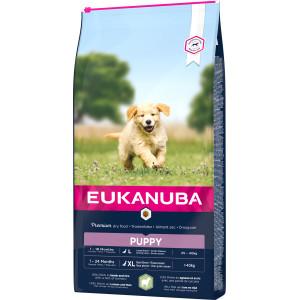 Eukanuba Puppy Large Lam & Rijst hondenvoer
