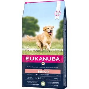 Eukanuba Senior Large Lam & Rijst hondenvoer