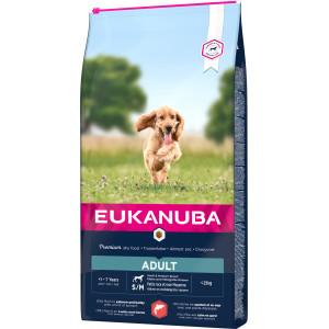 Eukanuba Adult Small Medium Zalm & Gerst hondenvoer