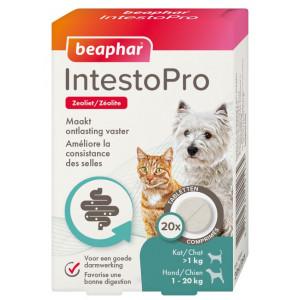 Intestop tabletten voor hond en kat