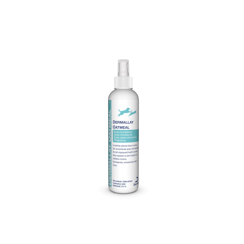DermAllay Oatmeal spray conditioner voor hond en kat