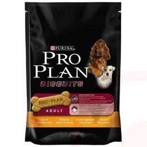 Pro Plan Biscuits Kip&Rijst voor de hond