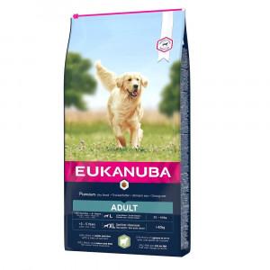 Eukanuba Adult Large Breed lam & rijst hondenvoer 2,5 kg
