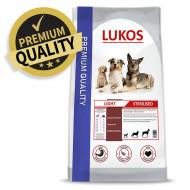 Lukos Light Sterilised - premium hondenvoer