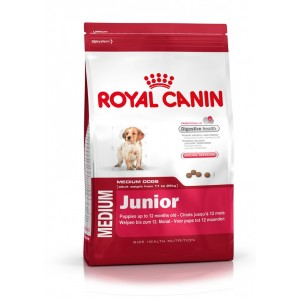Royal Canin Medium junior Hondenvoer 4 kg