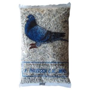 Thijssen Maagkiezel voor Duiven (blauw) 1 kg