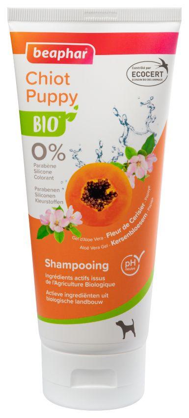 Beaphar Bio Shampoo tube voor een puppy