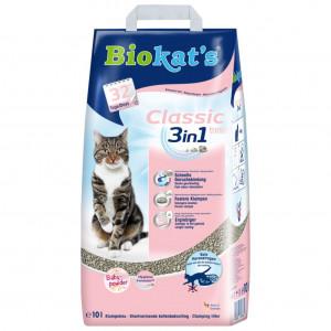 Biokat's Classic fresh 3in1 babypoedergeur kattengrit