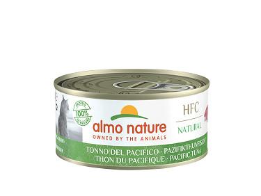 Almo Nature Classic Tonijn uit Stille Oceaan Blikken voor de kat