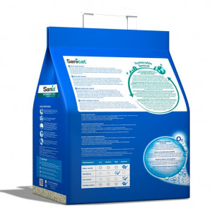 Sanicat Advanced Hygiene kattengrit 10L