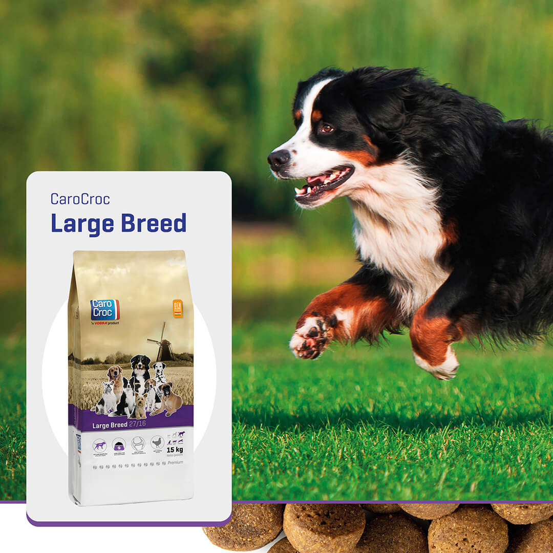 Carocroc 27/16 Large Breed hondenvoer