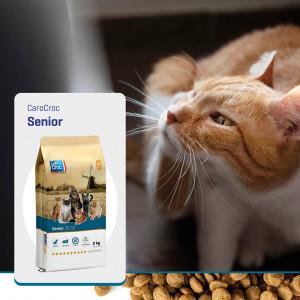 Carocroc 25/12 Senior kattenvoer
