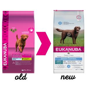 Eukanuba Adult Weight Control Large Breed hondenvoer